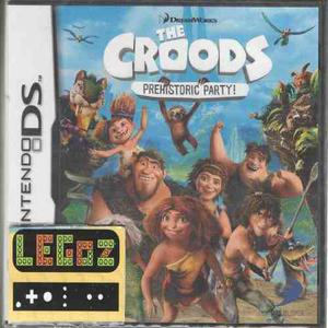 The Croods Prehistoric Party Fisico - Nds Legoz Zqz Ref 054