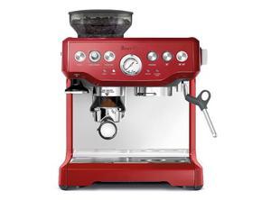 Maquina Espresso Capuchinera Breville 870 Roja Entrega Hoy