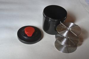 Tanque Revelado De Películas X 2 Rollos 35mm