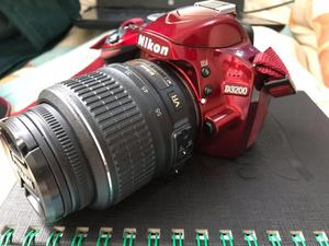 Camara Nikon D Lente  VR