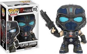 Funko Pop Clayton Carmine (113) Gears Of War