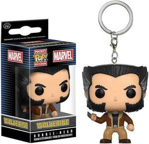 Funko Pop Llavero Logan Wolverine