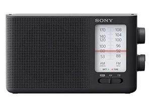 Radio Sony De Am/fm Icf19 Doble Banda Original