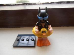 LEGO Minifigura Batman Película Batman De Bativacaciones