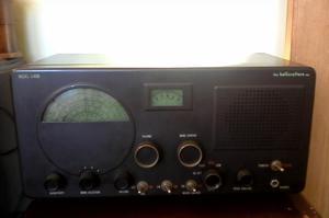Radio Receptor Onda Corta The Hallicrafters Co S40b