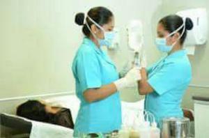 Auxiliares de Enfermería Graduadas - Bogotá