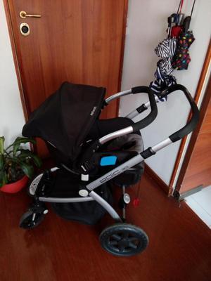 Coche Marca: INFANTI 4EN1 EPIC VERDE