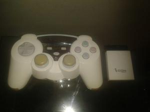Control Inalambrico Playstation 2 Marca Icon