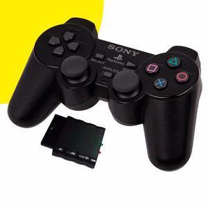 Control Inalámbrico Play Station 2 Con Receptor