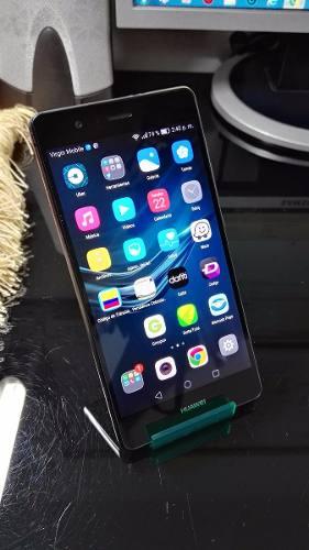 Huawei P9 Lite Negro, Sin Wifi, Huella, 4g Lte, Dual-sim