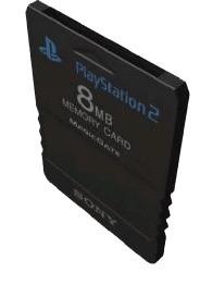 Memory Card 8 Mb Ps2