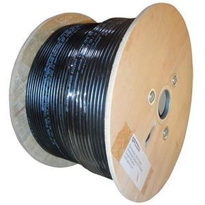 Rollo Cable Utp Cat6 Exterior Encauchetado Qpcom Qppe