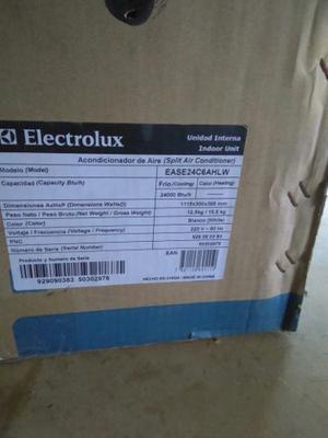 Aire Acondicionado Electrolux