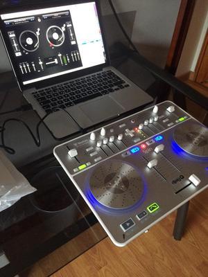 Consola Mixer Dj para Mac