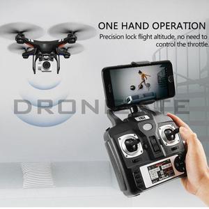 DRON DR S1 CON CÁMARA ESPÍA