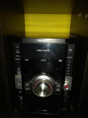 Equipo de Sonido Panasonic SA AK770 usado