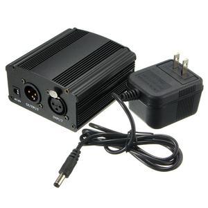 Interfaz De Audio Con Phantom Power Black Friday.
