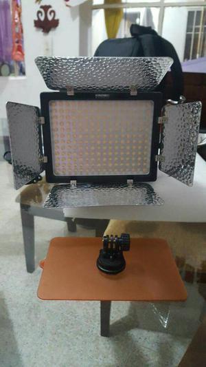 Luz Led con Bateria Y Cable