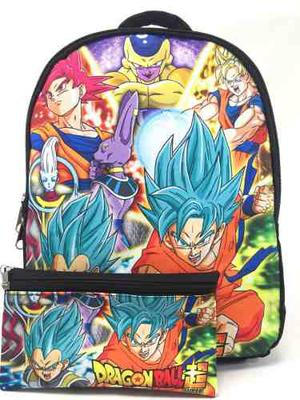 Maleta Morral Comics Dragon Ball Z Super Oferta