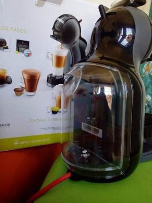Maquina Dolce Gusto De Nestle Minime Negra