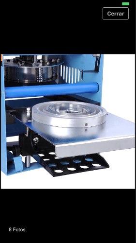 Máquina Selladora De Vasos Semi Automática