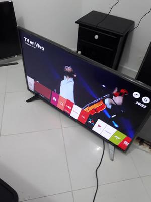 Smart Tv 4k Ultra Hd Lg 49 Pulgadas