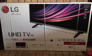 TV LG 4K 60 PULGADAS CON PANTALLA IPS