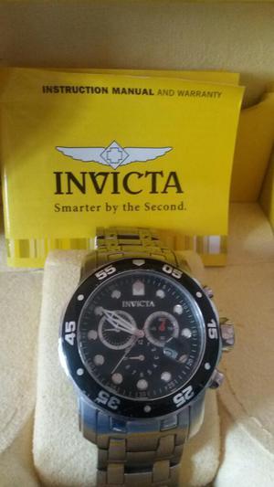 Vendo Hermoso Reloj Invicta Casi Nuevo