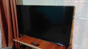 Vendo TV UHD 4K LG 49 pulgadas nuevo