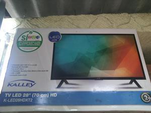 Vendo Tv Kalley 28 Pulgadas Led Tdt Hd
