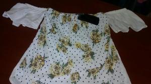 Oferta Hermosa Blusa Nueva