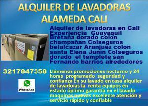 Alameda Alquiler de Lavadoras Acacias - Cali