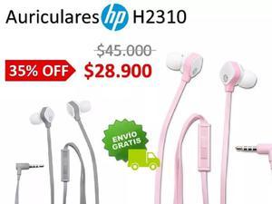 Auriculares Audífonos con Micrófono Hp H - Popayán