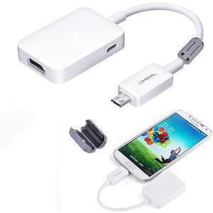 Micro Usb Mhl A Hdmi Hdtv Adaptador Cable Para Samsung