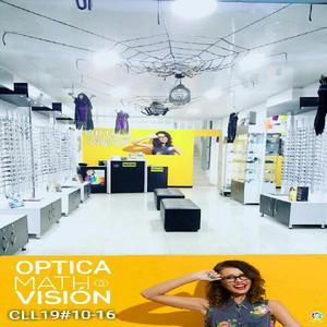 Optica, Centro de Bogota - Bogotá