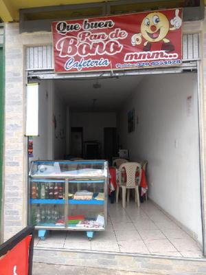 Se vende cafetera pan de bono - San Juan de Pasto