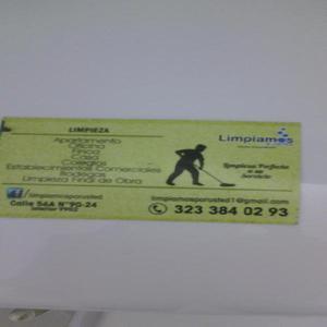 Servicio Domestico por Días - Medellín
