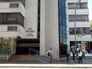 ARRIENDO OFICINA SECTOR CENTRO EDIFICIO EL PLAZA CENTRO