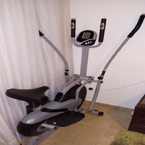 Bicicleta Estática Gym de Banda con Sillín Marca Profit -