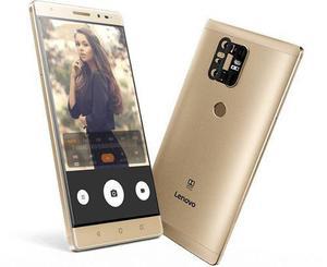 Lenovo Phab 2 Plus Pb2-670y 4g 3gb 32 Gb Dorado + Audifonos