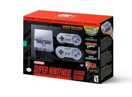 Nintendo Classic Mini Super Nintendo Snes Nuevo Original