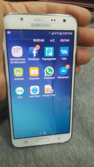 Samsung J7 Como Nuevo