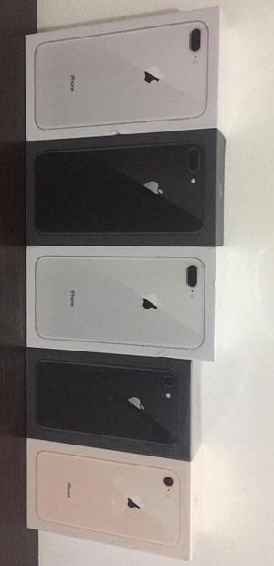 iPhone 8/8Plus Nuevos Sellados Y Usados