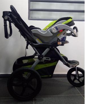 Coche Para Bebe Baby Trend Expedition GLX Importado