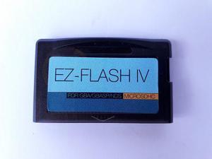 Ez Flash Iv Super Card Gba Sp Nintendo Gameboy Advance Ds