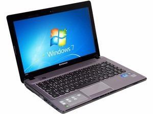 Portátil Lenovo Z470 Core I7 2 Generación