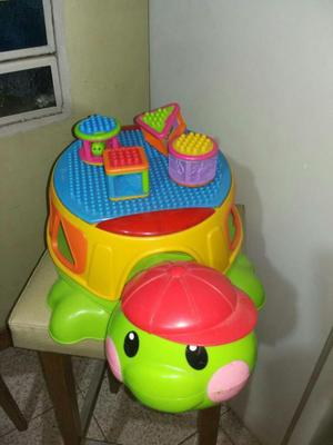 Tortuga Fisher Price
