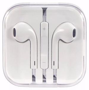 Audifonos Earpods Originales Apple Iphone 4 5 6 Ipad Ipod