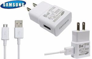 Cargador Carga Rapida Samsung 2.0a + Cable Usb Micro