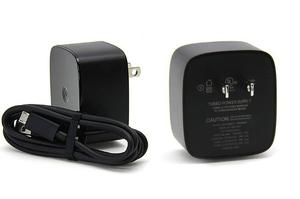 Cargador Turbo Motorola Moto X G4 Plus G5 + Envio Gratis